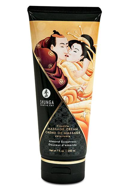 Massage Cream Almond Sweetness