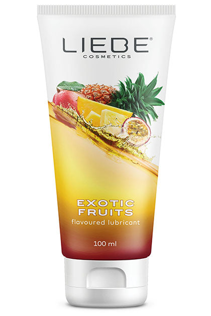 Liebe Lubricant Exotic Fruits 100ml