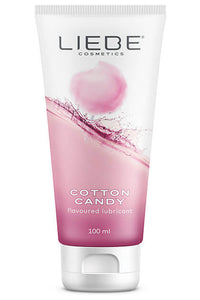 Liebe Lubricant Cotton Candy 100ml