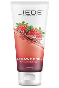 Liebe Lubricant Strawberry 100ml