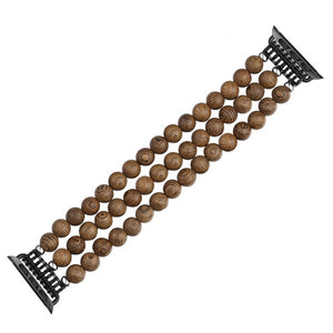 strap for Apple Watch band 40mm 44 mm iwatch band 42mm 38mm women jewelry Imitation pearl bracelet watchband apple watch 5 4 3 2