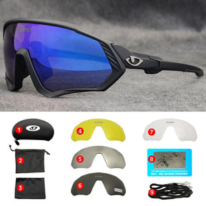 Cycling Glasses Polarized Oculos Ciclismo TR90 Bike MTB Bicycle goggles UV400 Cycling Sunglasses Sports Eyewear Gafas Ciclismo