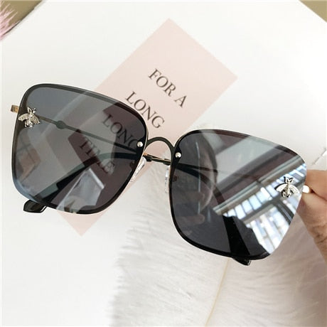 2019 Oversize Square Sunglasses Men Women Celebrity Sun Glasses Male Driving Superstar Luxury Brand Designer Female Shades UV400