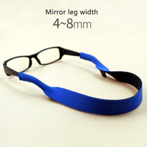 Hot Glasses lanyard neck cord sunglasses chain strap sports swimming spectacle for Glasses