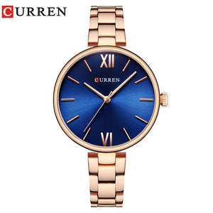 Luxury Analog Quartz Wrist Watch