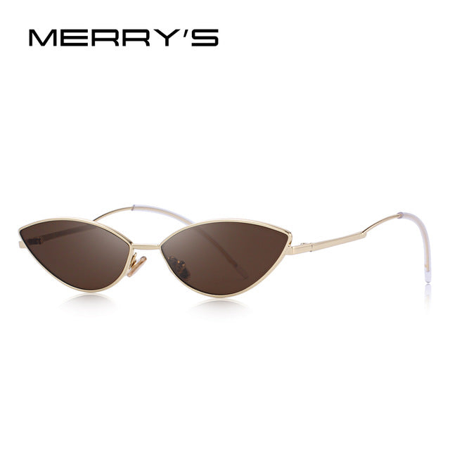 MERRYS DESIGN Women Brand Designer Cat Eye Sunglasses Fashion Trending Sunglasses UV400 Protection S6513