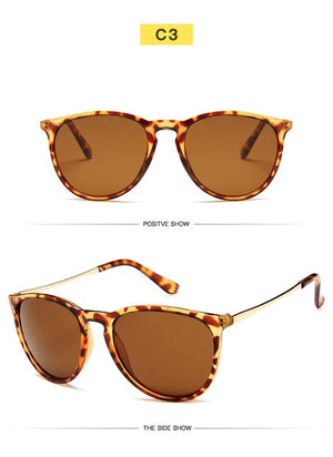 Vintage Retro Mirror Sunglasses