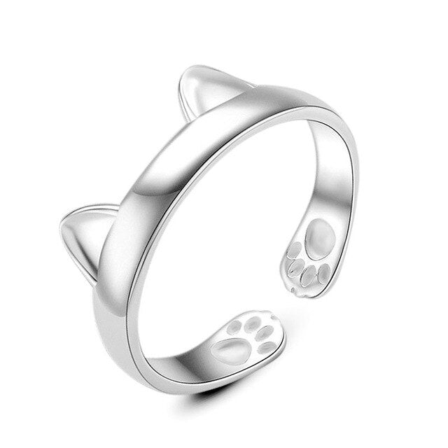 Resizable Rhinestones Ring