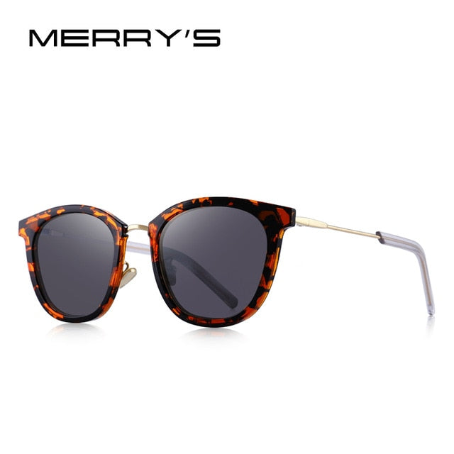 MERRYS DESIGN Women Cat Eye Sunglasses Ladies Fashion Trending Sun glasses UV400 Protection S6417