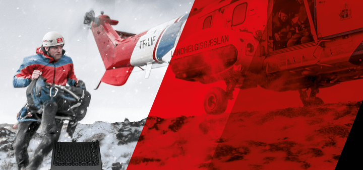 TOUGH STORIES – Luminox named Official Partner of ICE-SAR