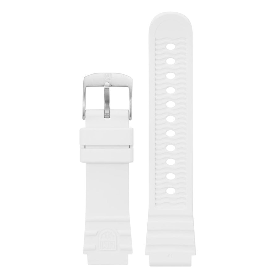 Silicone Rubber Strap, 19 mm,  FPX.1901.10Q.K