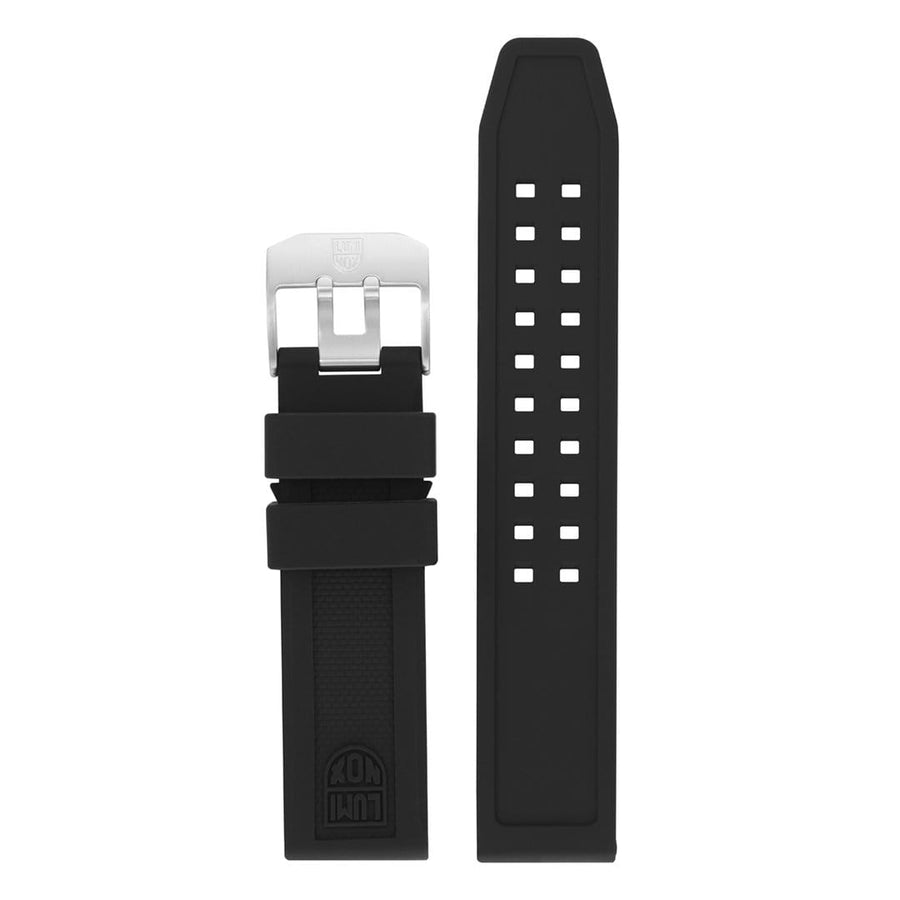 Silicone Rubber Strap, 23 mm,  FPX.3050.24Q.K