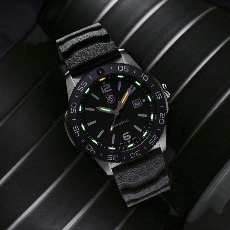 Pacific Diver, 44 mm, Dive Watch - 3121