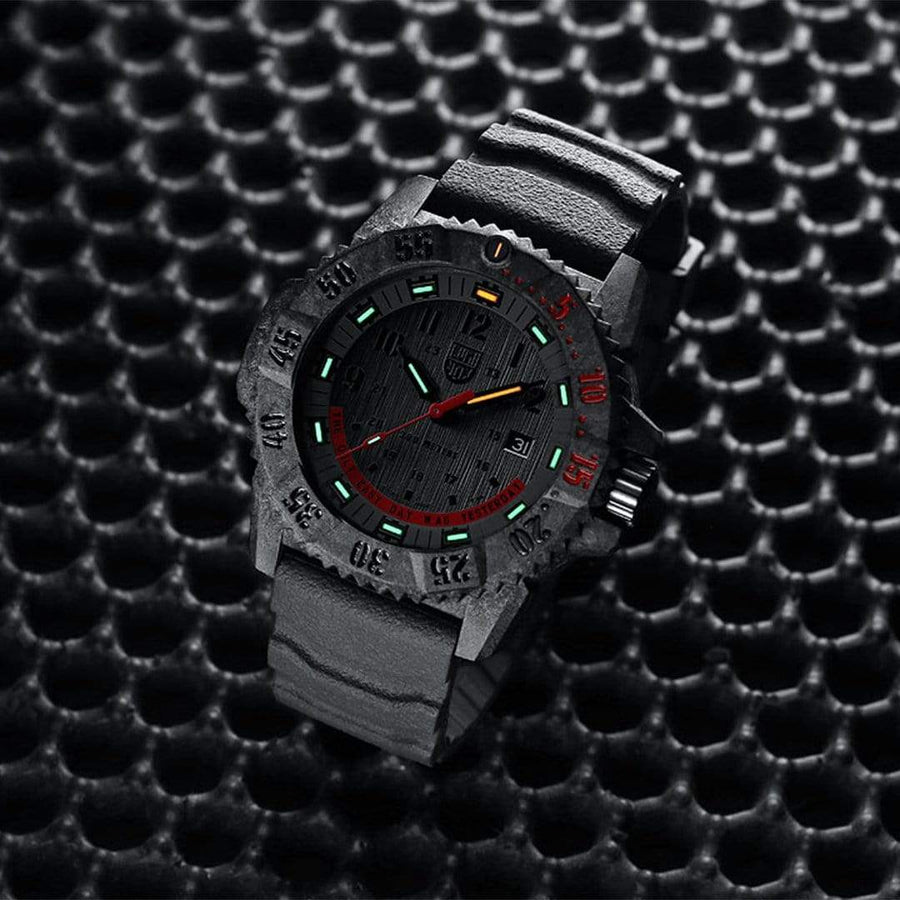 Master Carbon SEAL, 46 mm, Military Dive Watch - 3801.EY