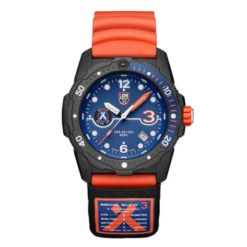 Front view Bear Grylls watch 3723.R3