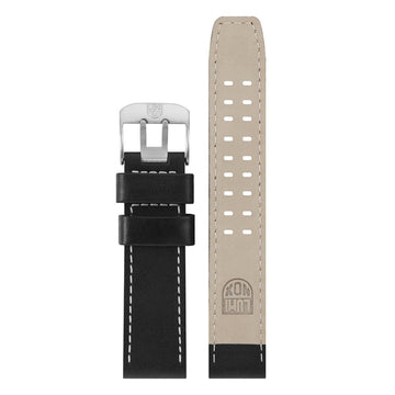 genuine leather strap, 23 mm, FEX.6600.20TI.K