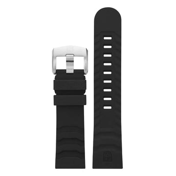genuine rubber strap, 24 mm, FPX.3800.80Q.K