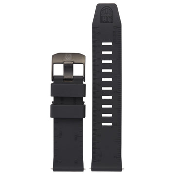 genuine rubber strap, 24 mm, FPX.8830.20B.2.K