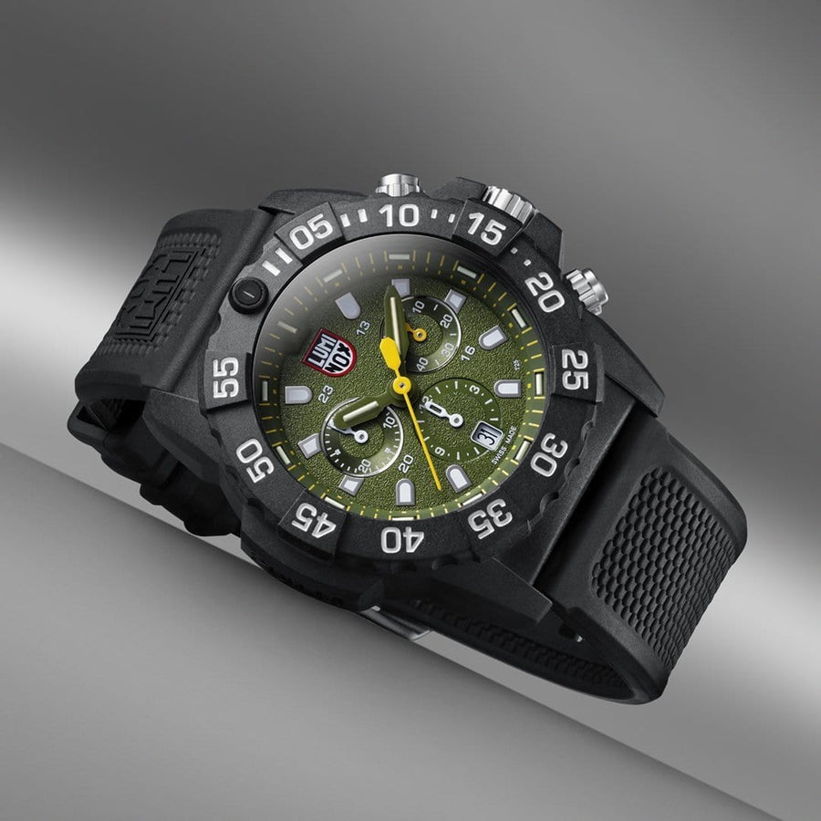 Navy SEAL Chronograph, 45 mm, Dive Watch - 3597,3
