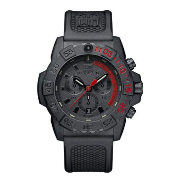 Navy SEAL Chronograph, 45 mm, Military Dive Watch, 3581.EY