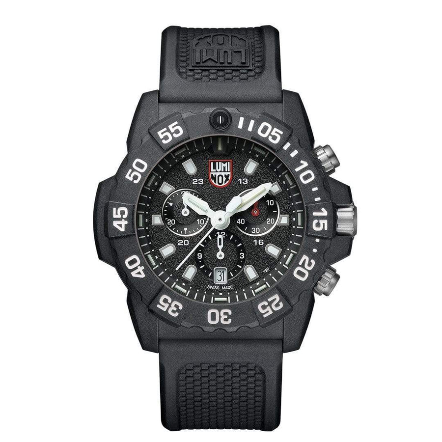 Navy SEAL Chronograph, 45 mm, Military Dive Watch - 3581