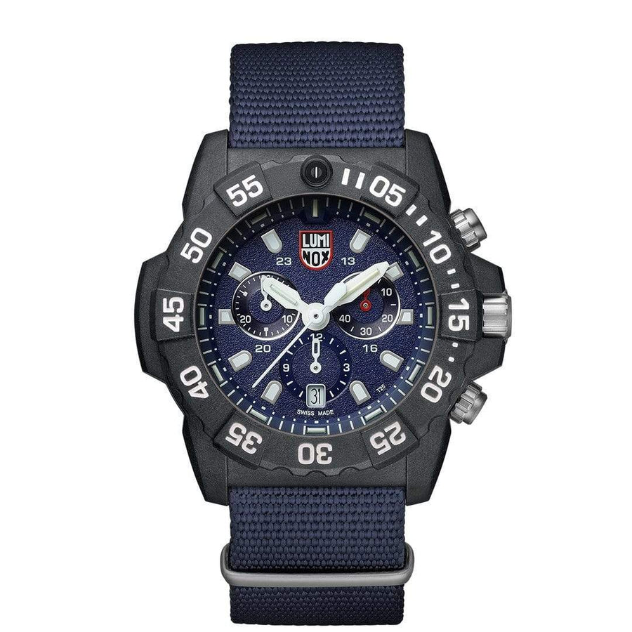 Navy SEAL Chronograph, 45 mm, Military Dive Watch, 3583.ND