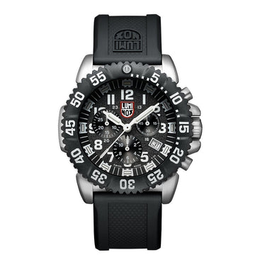 Navy SEAL Steel Colormark Chronograph, 44 mm, Chronograph Dive Watch, 3181.L