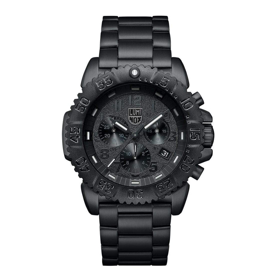 Navy SEAL Steel Colormark Chronograph, 44 mm, Dive Watch, 3182.BO.L