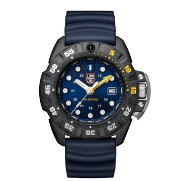 Scott Cassell Deep Dive, 45 mm, Professional Divers Watch, 1553