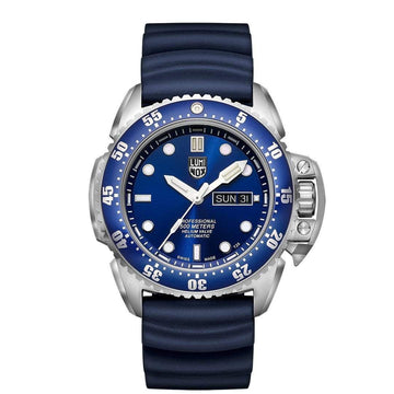 Scott Cassell Deep Dive Automatic, 44 mm, Professional Divers Watch, 1523