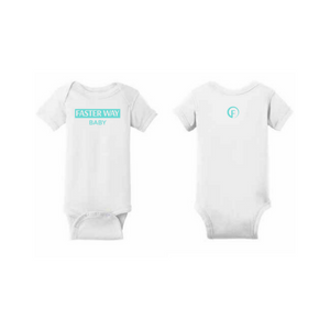 FASTer Way Newborn Onesie
