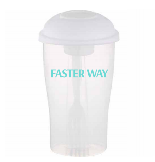 FASTer Way Epic Salad Shaker Cup