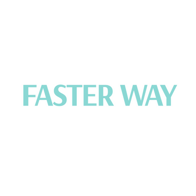 FASTer Way Decal