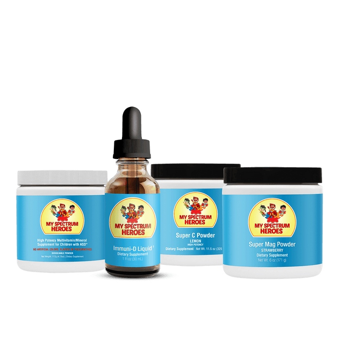 Immune Support PLUS Bundle