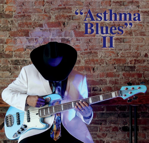 Asthma Blues II-Asthma Education Music CD