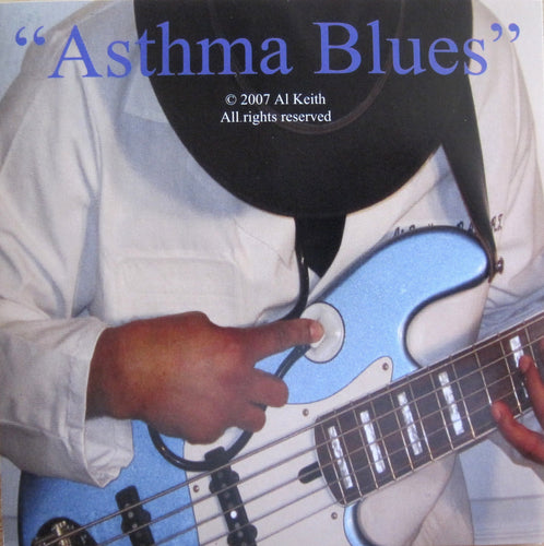 Asthma Blues I-Asthma Education Music CD