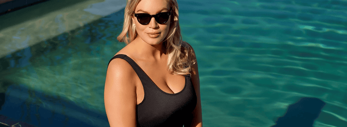 Best Swimsuits For Apple Shape