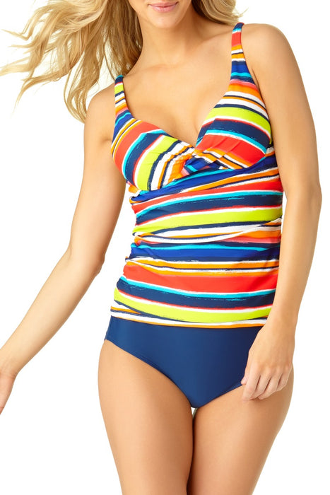 Catalina - Women's Underwire Tankini Top