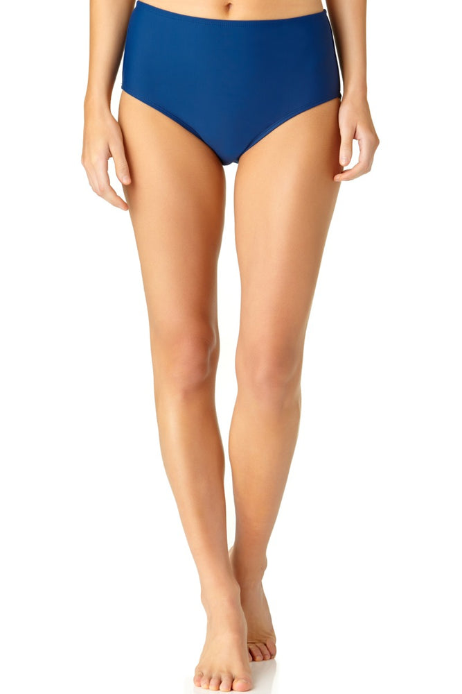 Catalina - High Waisted Swim Bottom