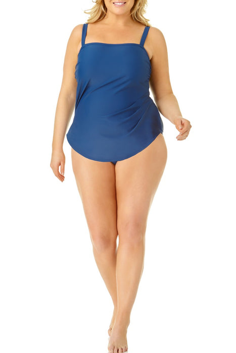 Catalina Plus - Size Swim Dress
