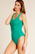 Catalina - Classic Ribbed One Piece