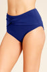 Catalina - High Waist Twist Bikini Bottom