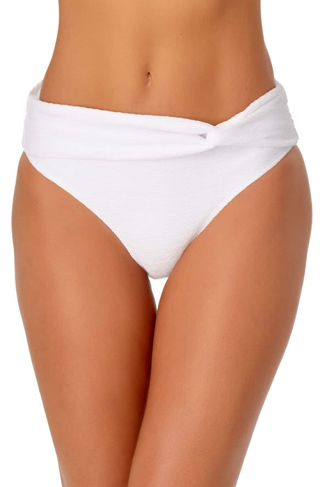 Anne Cole - Twist Belt Bikini Bottom