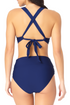 Catalina - Long Band Over The Shoulder Halter Top