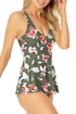Catalina - V Neck Tankini Top