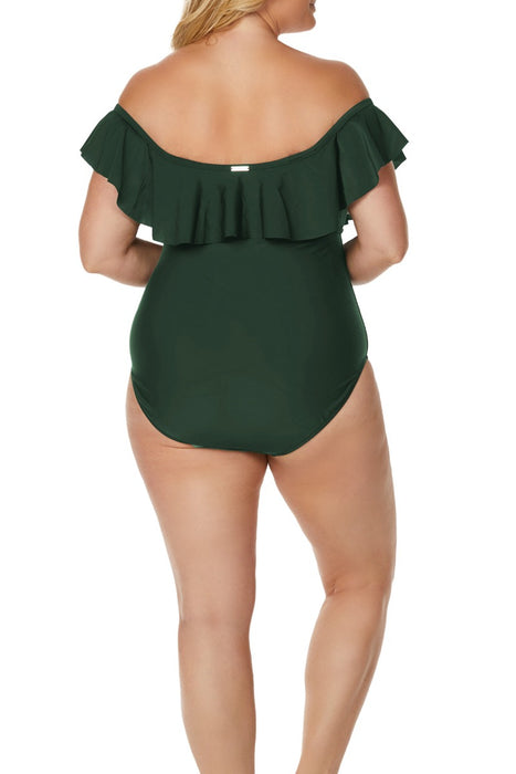 Raisins Curve - Samba Solids Cubana OTS One Piece