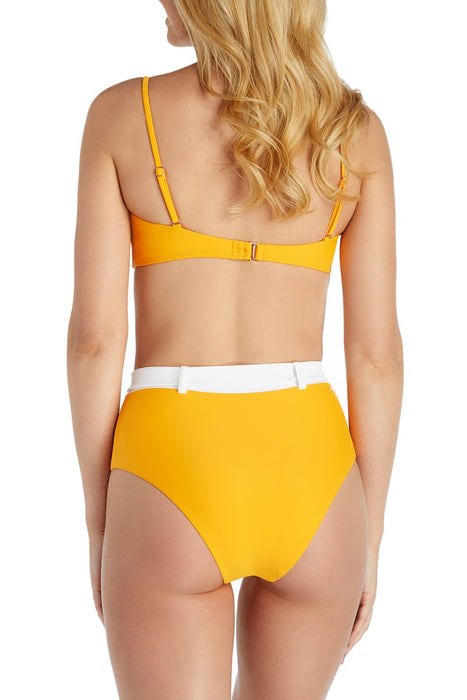 Raisins - Women's Tropics High Waisted Belted Bottom