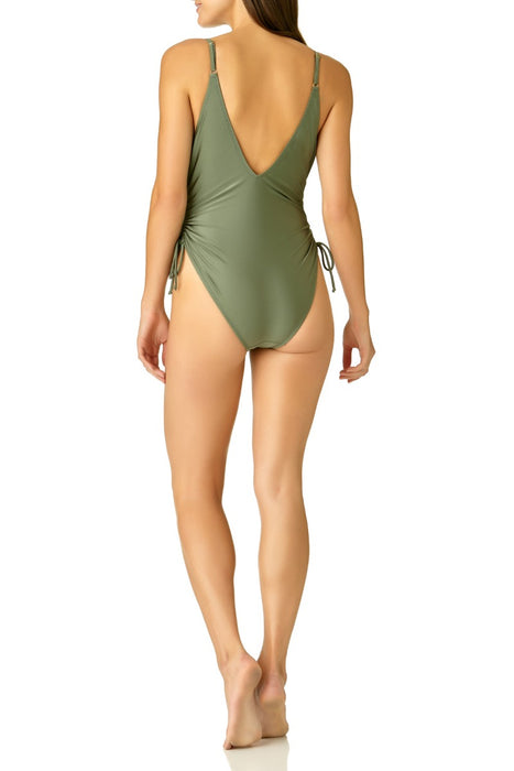 California Sunshine - Juniors Shimmer One Piece