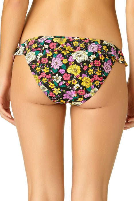 California Sunshine - Juniors Gardenia Flounce Bottom