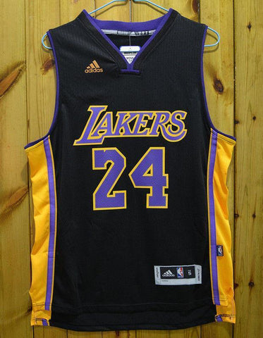 Men 24 Kobe Bryant Jersey Black Los Angeles Lakers Swingman Jersey - fastssd - NBA Jersey - nRevo